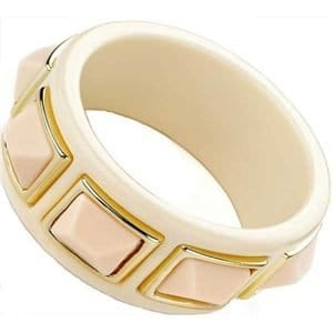 Chunky and unique design jewellery fashion bangle